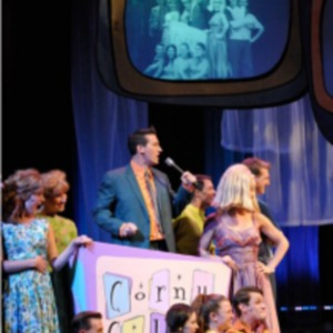 Hairspray production photos