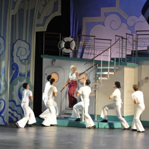 anything goes production shots