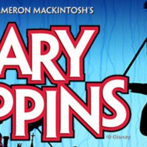 Mary Poppins billboard