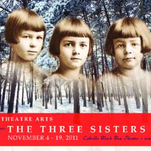 three sisters poster/billboard