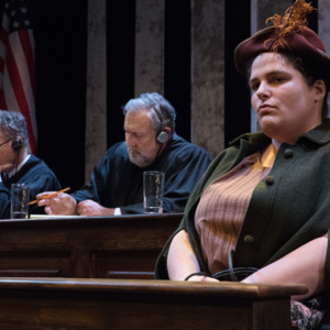 Judgment at Nuremberg production photos