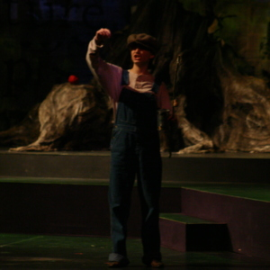 Inherit the Wind production photos
