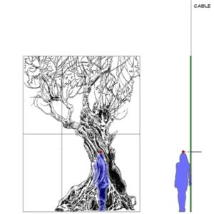 arrow tree rendering