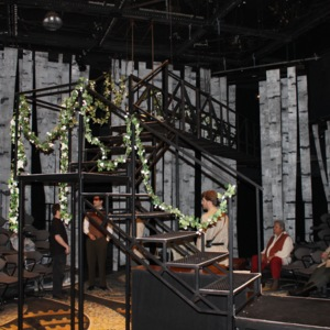 three sisters special production details